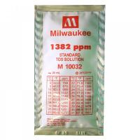 1382 ppm TDS Calibration Solution 20 ml Milwaukee